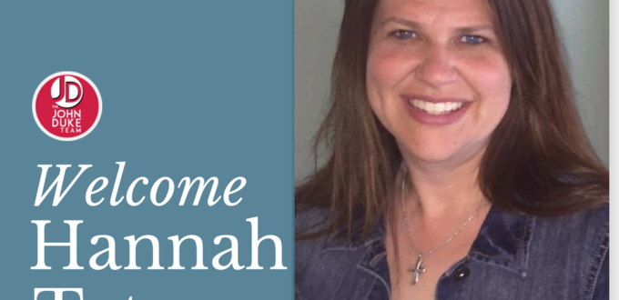 welcome hannah tate